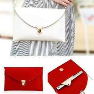 Handbags - 💼 Envelope Clutch Crossbody bag💄 animal print